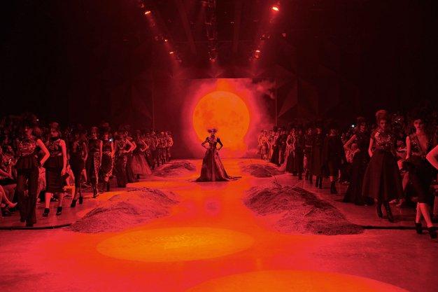 Obiskali smo: Fashion Forward Dubai 2015 - Foto: Getty images