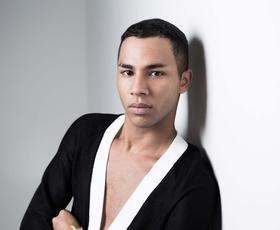 Novo modno sodelovanje: BALMAIN x H & M
