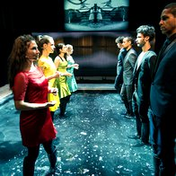 Predstava Jane Austen: Prevzetnost in pristranost v Novem mestu (foto: promocijski materijal)