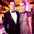 Nicky Hilton in izbranec napovedala poroko
