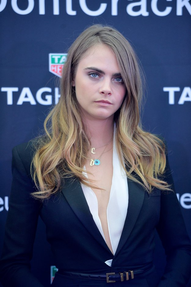Cara Delevingne želi zamenjati kariero modela za ... - Foto: profimedia