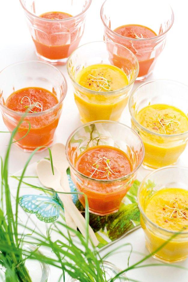 Pozabite na sokove! Razstrupite se z juho - Foto: Shutterstock