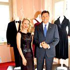 Za izjemen uspeh je Maji čestital tudi predsednik Borut Pahor. (foto: Mediaspeed, osebni arhiv)