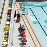 Hotel Molitor, kjer je umetnost življenja uživanje v bazenu (foto: promocijski materijal)