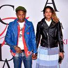 Pharrell Williams z ženo Helen Lasichanh (foto: profimedia)