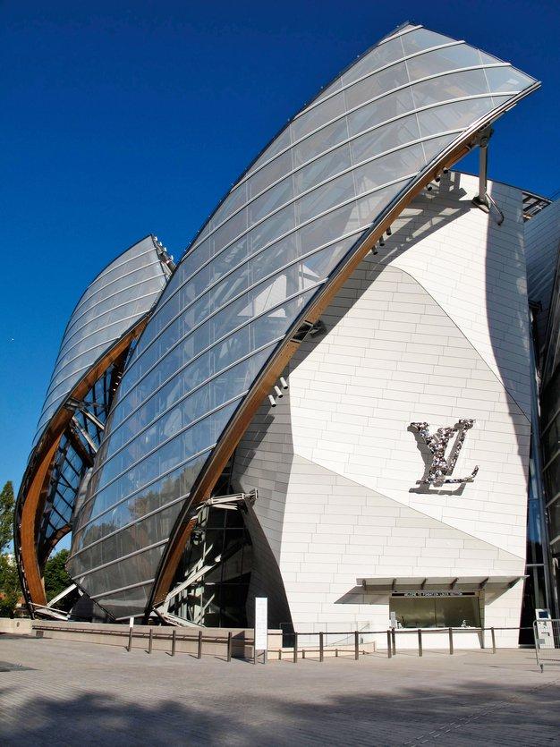 Imenitna fundacija Louisa Vuittona - Foto: promocijski materijal