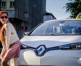 V Ljubljani se z Z. E. TAXIJEM vozite brezplačno!