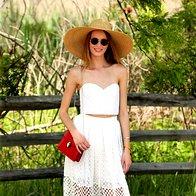 Foto: Vse v belem, zakaj pa ne? (foto: profimedia)