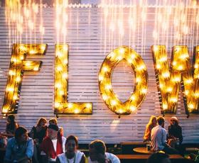 Nagradno: FLOW - festival za vse okuse