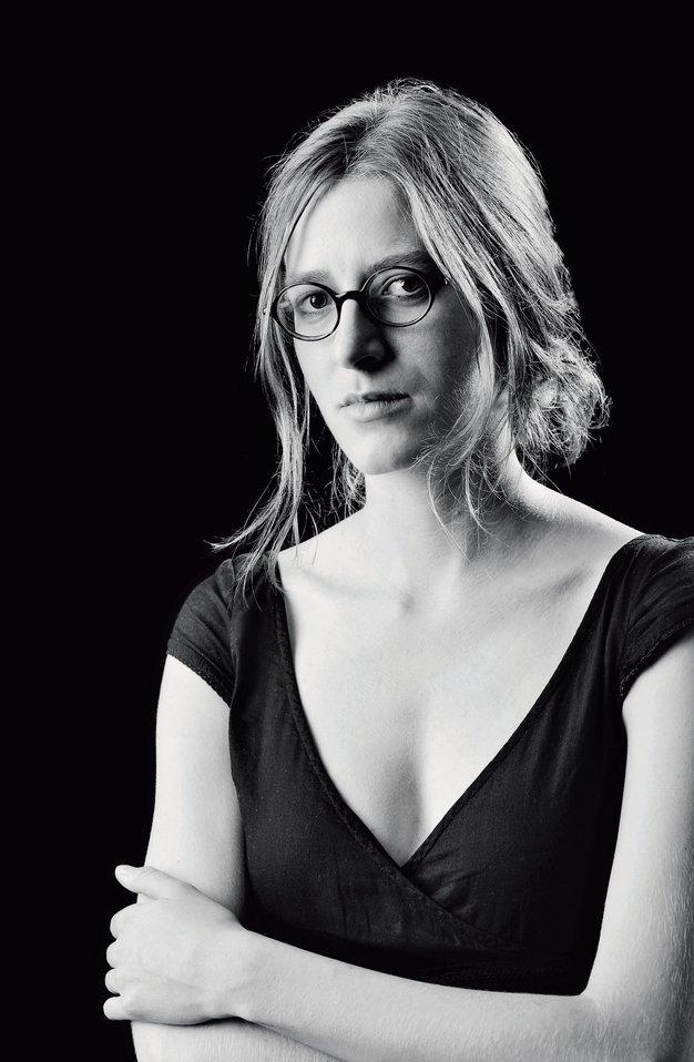 Osebno: Zala Lenarčič, prejemnica nagrade ženske v znanosti - Foto: Janez Pelko
