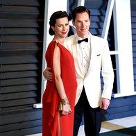 Benedict Cumberbatch in Sophie Hunter sta dočakala prvega otroka, čestitamo! (foto: profimedia)