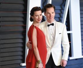 Benedict Cumberbatch in Sophie Hunter sta dočakala prvega otroka, čestitamo!