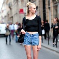 Kratke hlače iz džinsa - vsestranski poletni kos (foto: profimedia)