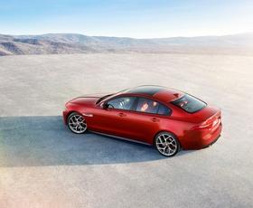 Novo v Sloveniji: Jaguar XE