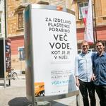 Blaž Peršin, direktor Muzeja in galerij mesta Ljubljane ter direktor družbe TAM-TAM Tomaž Drozg (foto: promocijsko gradivo)