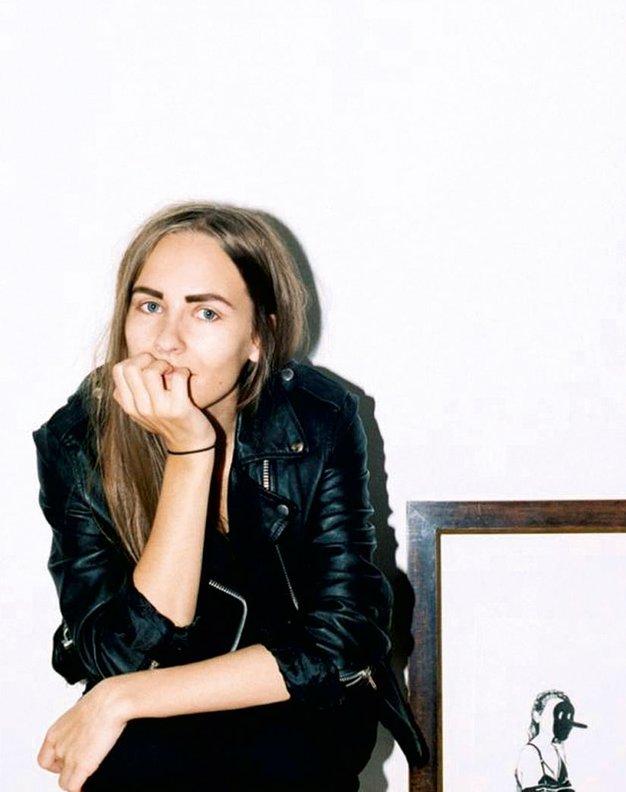 Osebno: Anja Šlibar - Foto: osebni arhiv
