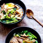 Azijska juha z rezanci