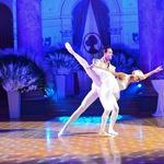 Milan Rus, prvak baleta; Brankica Mandić, primabalerina (foto: Media speed)