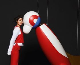 Kendall in Lily v jesenski kampaniji za Fendi