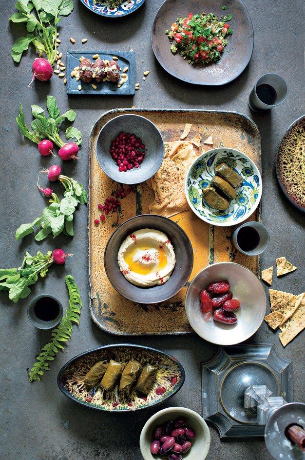 Večerja z umetnikom ali ko hrana sreča umetnost - Foto: ©ASSOULINE PRESS, ©ROBYN LEA, ASSOULINE.COM