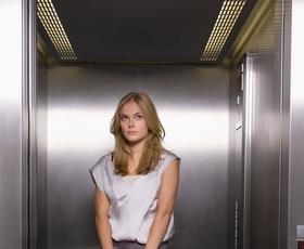 Kako se obnašati v dvigalu?