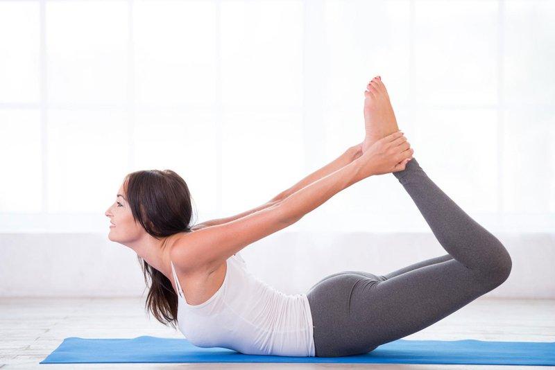 joga, položaj loka