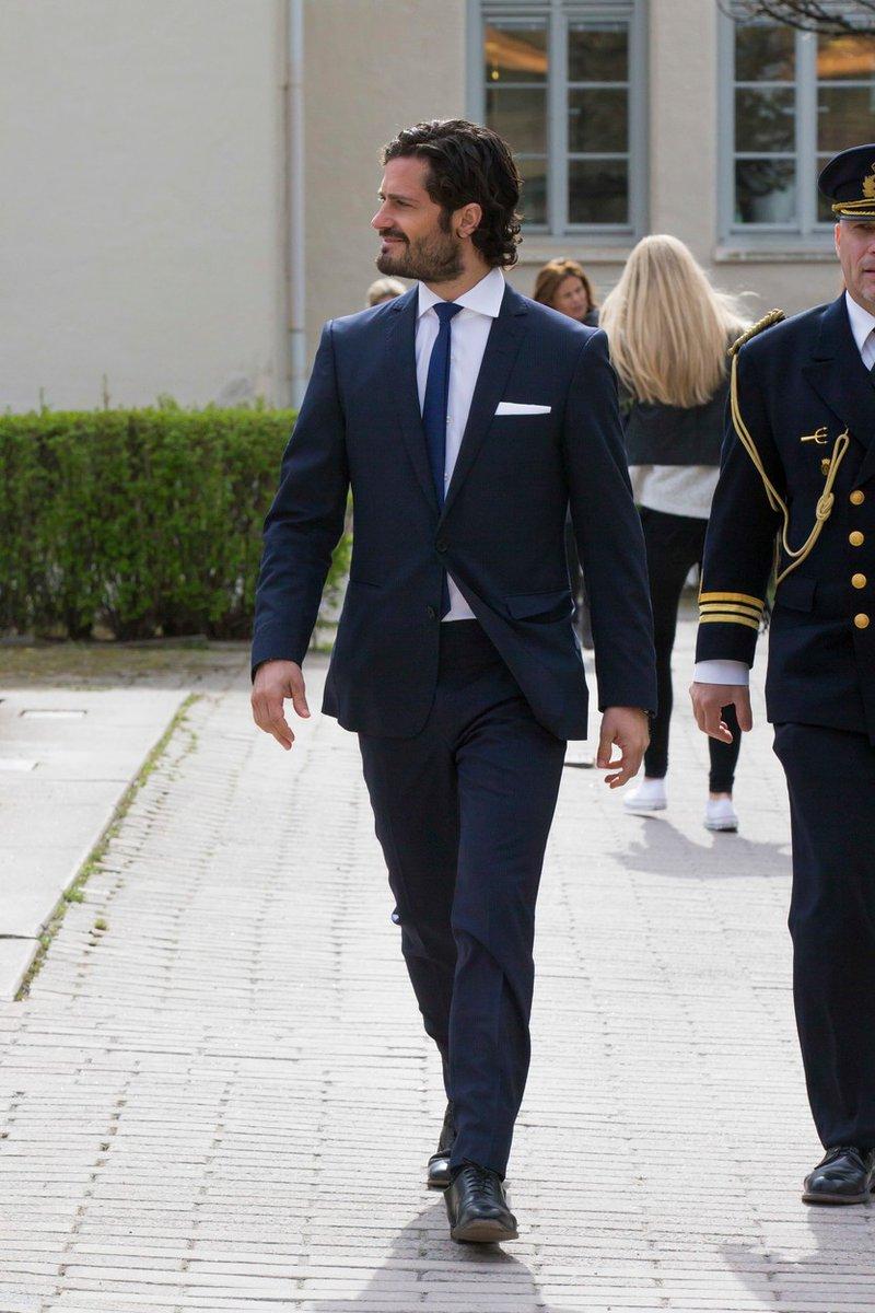 švedski princ carl philip