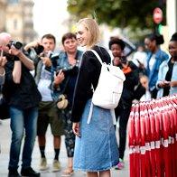 Foto: Moda na ulicah Kopenhagna (foto: profimedia)