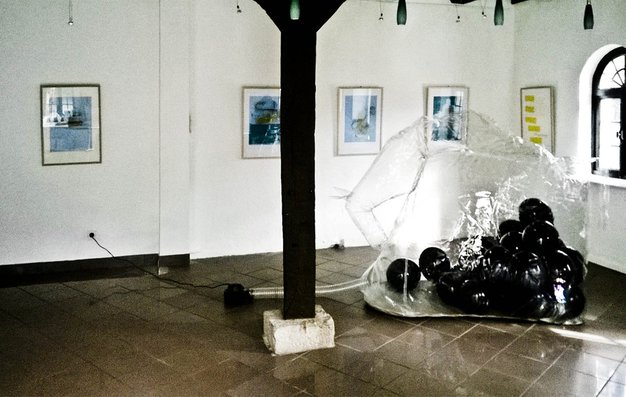 Selfish - umetnost, ki želi biti opažena - Foto: promocijski materijal
