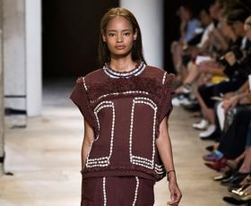 Moda z odmevom Afrike