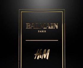 H&M je razkril prvi kos iz novega sodelovanja z Balmain