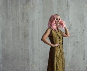 Nina Šušnjara o novi kolekciji Kardia, ki jo je predstavila v času tedna mode v New Yorku
