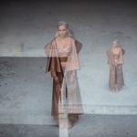 Nina Šušnjara o novi kolekciji Kardia, ki jo je predstavila v času tedna mode v New Yorku (foto: Klemen Razinger)