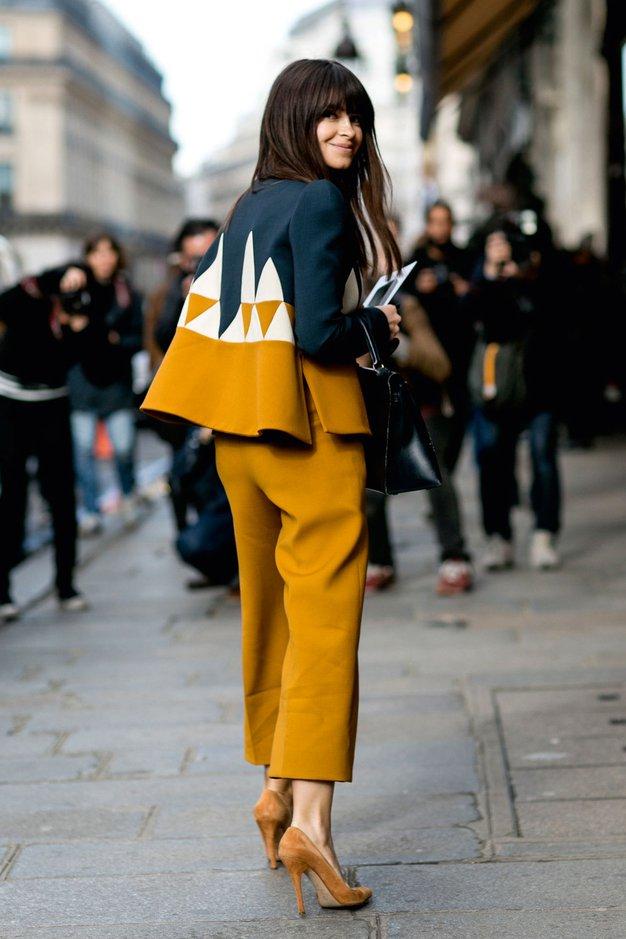 Štirje tedni mode, štiri zgodbe ulične mode - Foto: Imaxtree