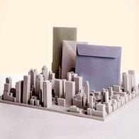 Maketa New Yorka, ki ni samo za okras (foto: promocijsko gradivo)
