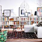 Vsako stanovanje potrebuje prostor za knjige