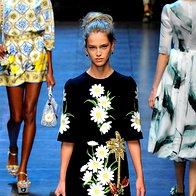 MFW pomlad-poletje 2016: Veliki finale Dolce&Gabbana (foto: profimedia)
