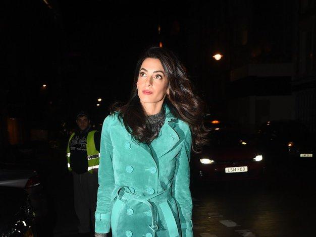 Stilska kartoteka: Amal Clooney - Foto: profimedia