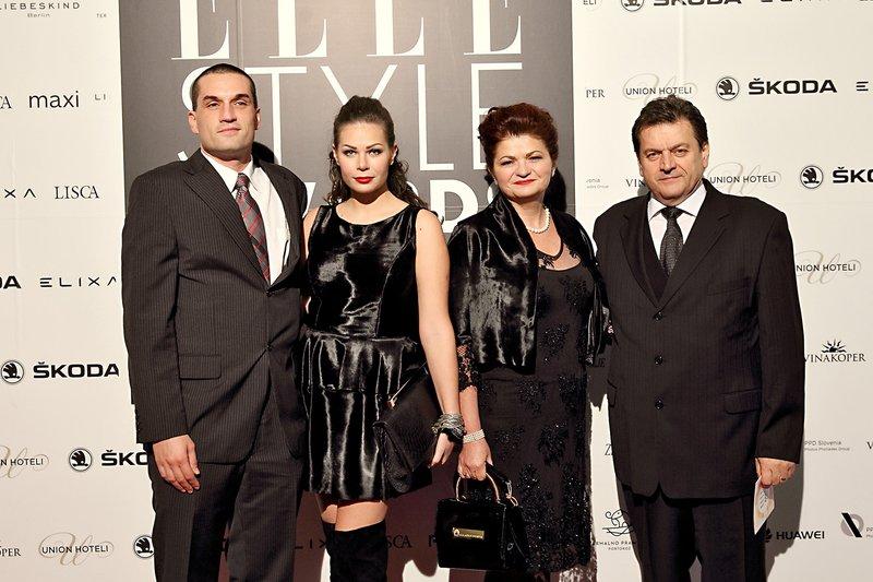 Družina Eber
