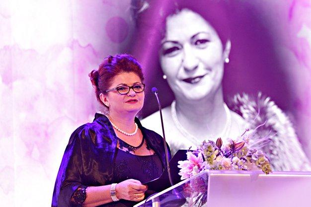 Na kratko o Mileni Eber Štimac, prejemnici nagrade za življenjsko delo na Elle Style Awards 2015 by Škoda - Foto: Elle, Jure Makovec