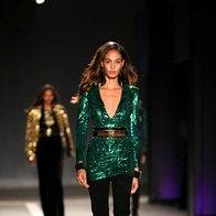 Zvezdnice že nosijo kolekcijo Balmain X H&M (foto: profimedia)