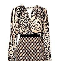Bluza Guess by Marciano, 149,99 €, Krilo Marc Cain, 169 € (foto: Predalič, Imaxtree)