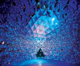 Dobrodošli v bleščečem svetu kristalov Swarovski