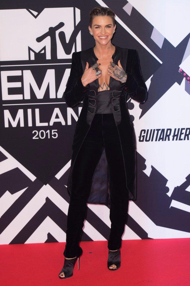 MTV je v Milanu podelil svoje glasbene nagrade. Kdo so zmagovalci? - Foto: profimedia