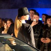 Uvod v modni teden s sprejemom v Cityparku (foto: Jani Ugrin)