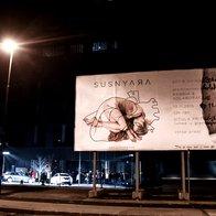 Razstava AFT'R New York by SUSNYARA odprla svoja vrata (foto: Matic Kremžar)