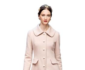 V trendu je jesenska moda v odtenkih rožnate