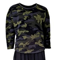 Obleka Massimo Dutti, 95,99 €, pulover Imperial, 73 € (foto: Windschnurer, Imaxtree)
