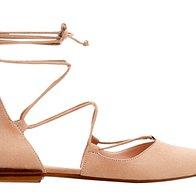 Sandale Zara, 49,99 € (foto: Windschnurer, Imaxtree)