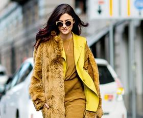 Kako nositi svileno obleko?